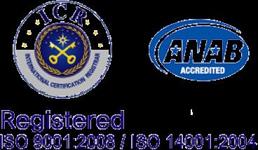ISO 9001:2008 / ISO 14001:2004